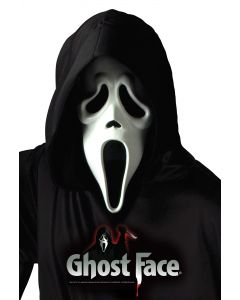 Ghost Face® Mask w/ Shroud