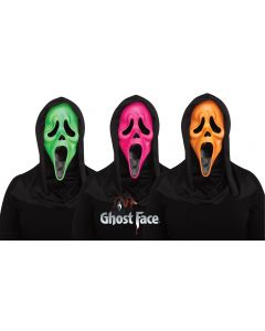 Ghost Face® Fluorescent Mask Assortment