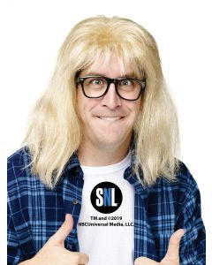 Garth Wig & Glasses - Saturday Night Live ™