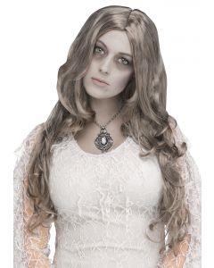 Silver Lady Wig