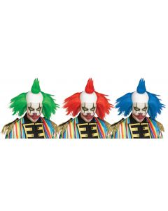 Twisted Twisty Clown Wig