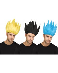 Anime Cartoon Wig Assortment