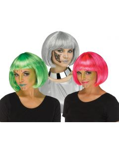Tinsel Page Wig Assortment