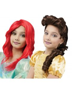 Pretty Princess Child Wig Assortment