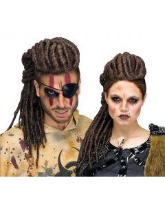 Dread Mohawk Wig