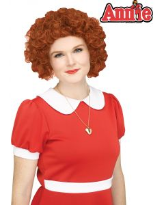 Little Orphan Annie Adult Wig