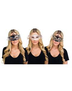 Venetian Swirl Mask Assortment