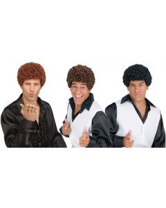 Jheri Curl Wig Assortment