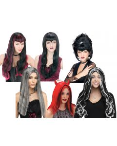 Sinister Woman's Wig Assortment