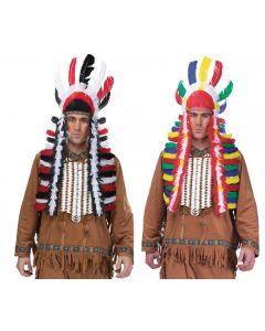 Native War Bonnet