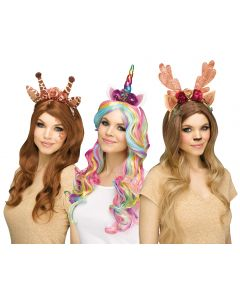 Fantasy Critter Headband Assortment