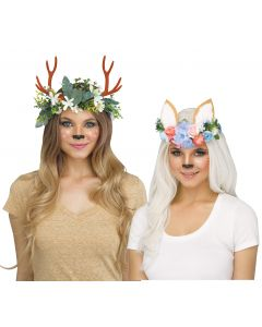 Woodland Critter Headpiece Assortment