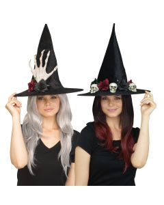 3D Wicked Witch Hat Assortment