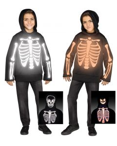 Skele-Glow Hooded Pullover Assortment