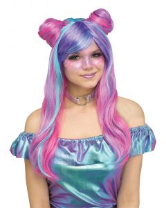 Out Of this World Alien Wig