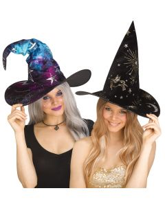 Deluxe Witch Hat Assortment