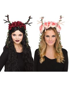Faun Fantasy Headpiece Assortment