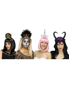 Character Headpiece Assortment