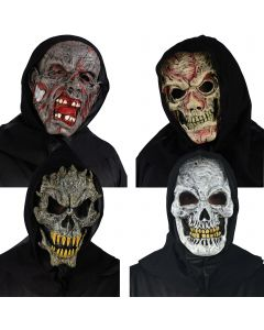 Hooded Mask Assortment