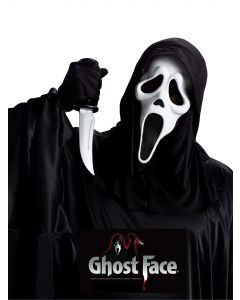 Ghost Face® with Knife