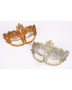 Venetian Lace & Craquel Mask Assortment