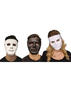 Blank Mask Assortment