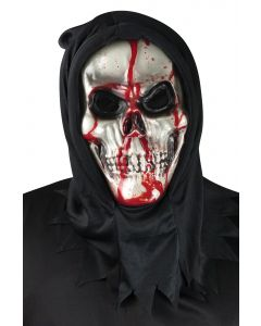 Dripping, Bleeding Skull Mask