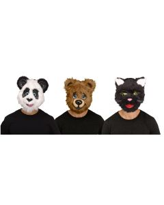 Fun Furry Mask Assortment