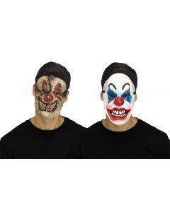 Killer Clown Mask Assortment