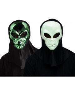 Area 51 Alien Mask Assortment