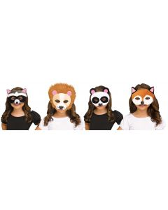 Furry Friends Mask Assortment