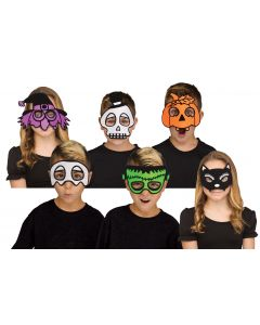 Half Face Child Mask Assortment