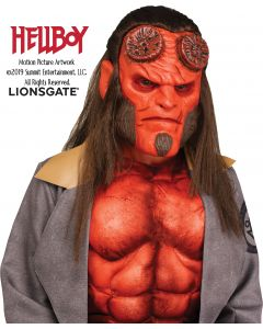 Hellboy™ 2019 Child Memory-Flex Mask™