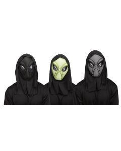 Alien Shroud Mask Assortment
