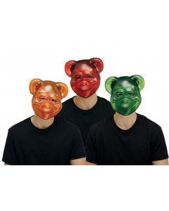 Goofy Gummee Bear Mask Assortment