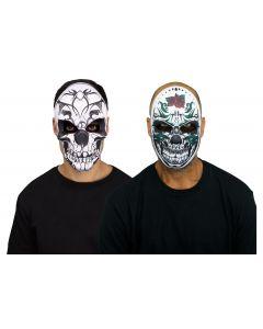 Tattoo Skull Mask Assortment