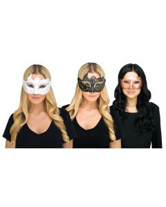 Fantasy Shimmer Mask Assortment