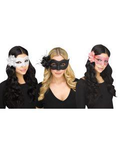 Shimmer Rose Mask Assortment