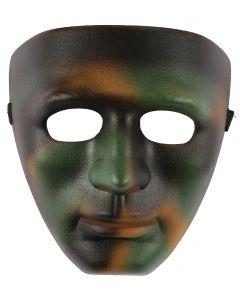 Camouflage Blank Mask
