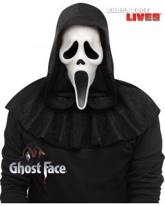 Ghost Face® 25th Anniversary Movie Mask