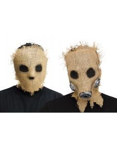 Burlap Horror Mask Assortment