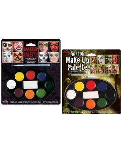Halloween Makeup Tray