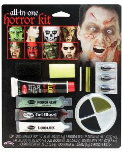 Family Size All-In-One Horror Kit