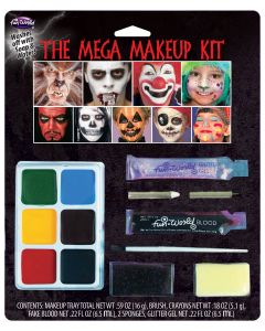 The Mega Makeup Kit