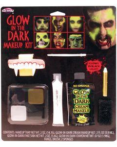 Glow-in-the-Dark Family Makeup Kit