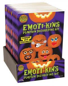 Emoti-Kins Pumpkin Kit PDQ