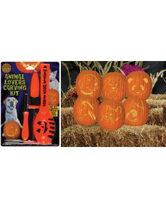 Animal Lover Carving Kit