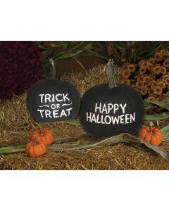 Chalkboard Pumpkin Decorating Kit