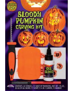 Bloody Pumpkin Kit
