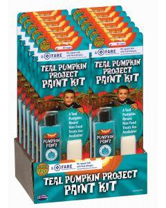 Teal Pumpkin Project™ Paint Kit PDQ